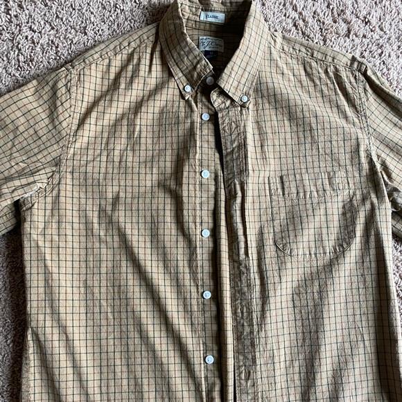 J Crew Originals Dress Shirt-Medium